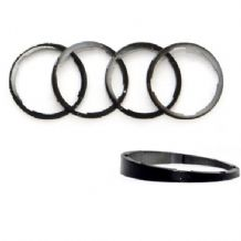 4x 21/22mm Spacers Rings for Parking Sensors Adjust Angles